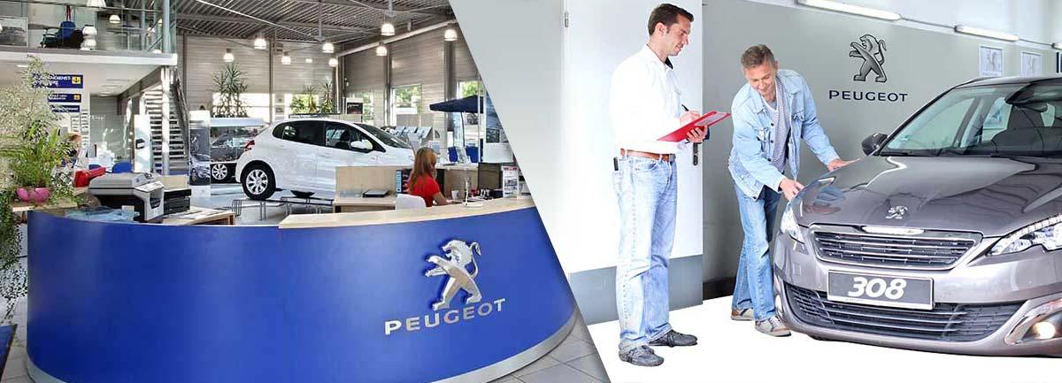 Wählen Sie eines unserer Peugeot Autohäuser in Fürstenfeldbruck oder Eichenau – Familiäres Klima und professioneller Service warten auf Sie!