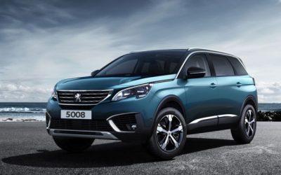 Der neue Family SUV Peugeot 5008: