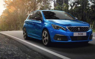 Der neue Peugeot 308